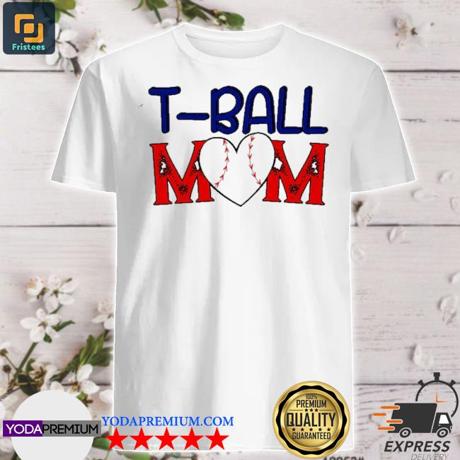 Funny tball mom mother's dayball mom game fan shirt